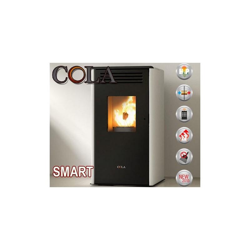 Estufa de Pellet Cola SMART