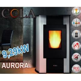 Estufa de Pellet Cola AURORA