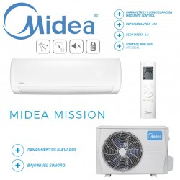 Midea Mission 35
