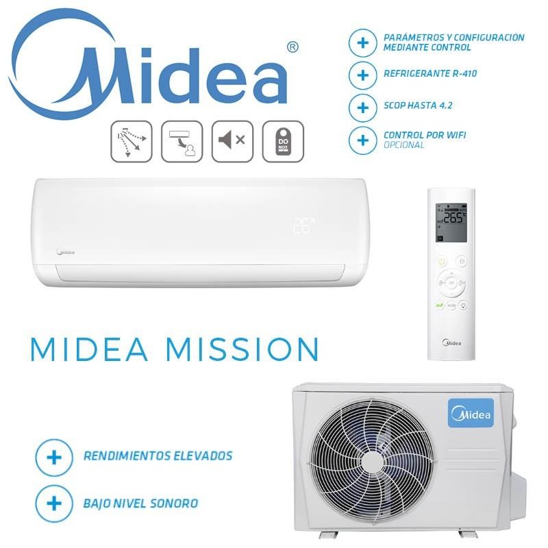 Midea Mission 70