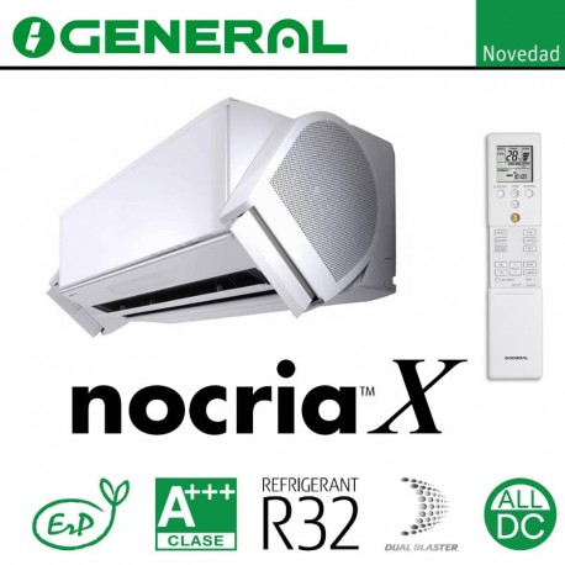 General Nocria X ASG 12 Ui-KX
