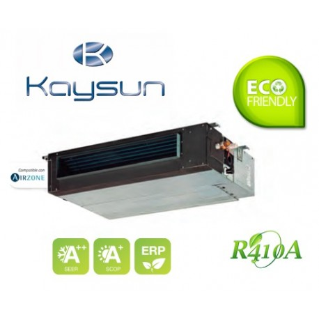 Conducto Kaysun KPD 71 ON-OFF BOMBA DE CALOR 7,2 kW