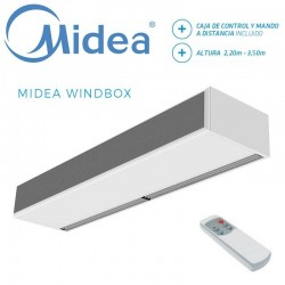 Cortina de Aire Midea WINDBOX ECM 2000 P64