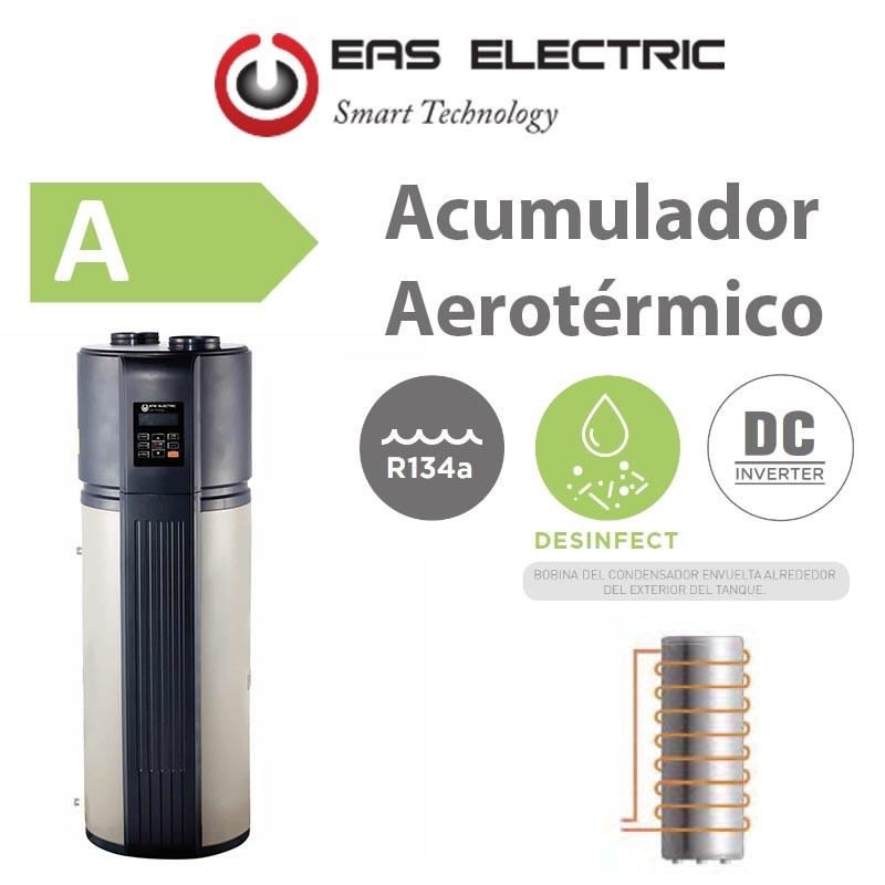 Acumulador aerotérmico 300 L EAS EABC-190L/1