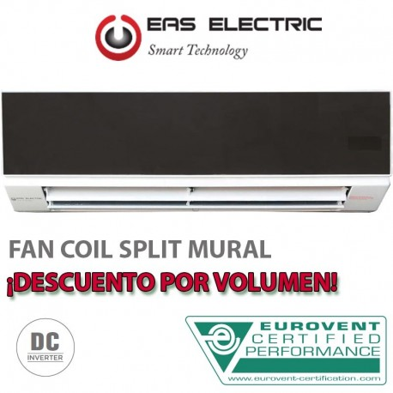 Fan Coil Split EAS EFSP-DC40