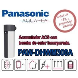 Bomba de calor ACS Panasonic Aquarea PAW-DHWM300A