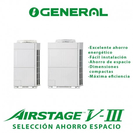 General Airstage V-III AJG126LALBH