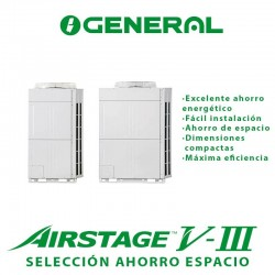 General Airstage V-III AJG180LALBH