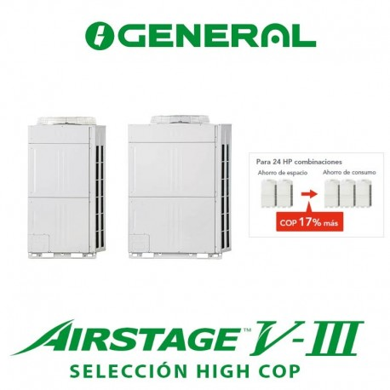 General Airstage V-III AJG396LALBHH