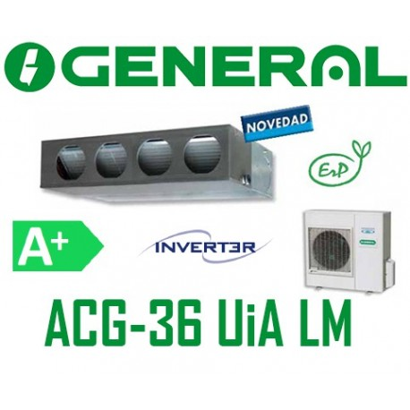 General ACG 36 UiA-LM