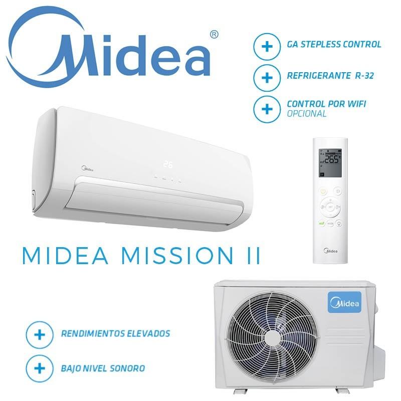 Midea Mission II 35(12)N8