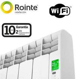 Radiador digital serie D ROINTE Blanco Brillante