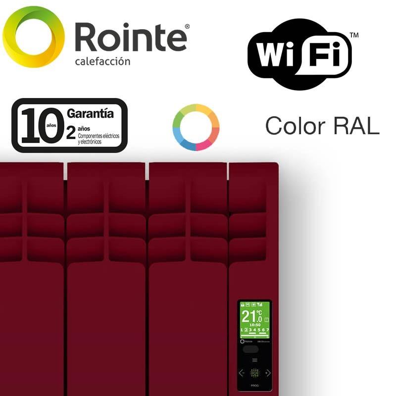 Radiador digital serie D ROINTE Colores RAL