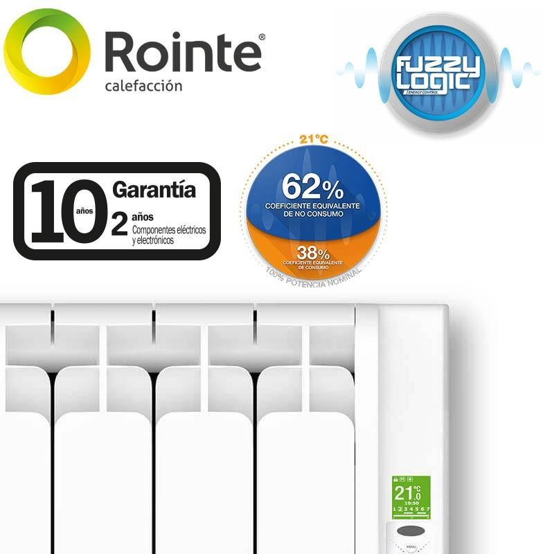 Radiador digital bajo consumo Rointe Kyros
