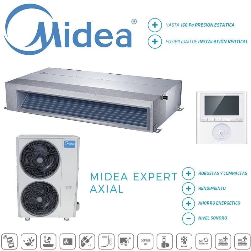 Midea Expert Conductos MTI-140(48)N1Q