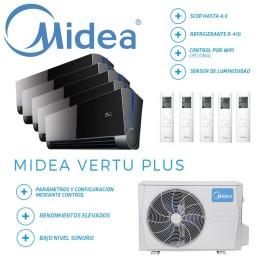 Midea Vertu Plus 5x1 M5OE-42HFN1-Q + 9 + 9 + 9 +9 + 12