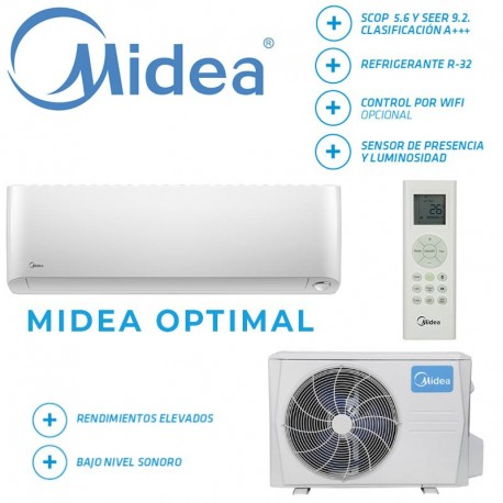 Midea Optimal 26(09)N8