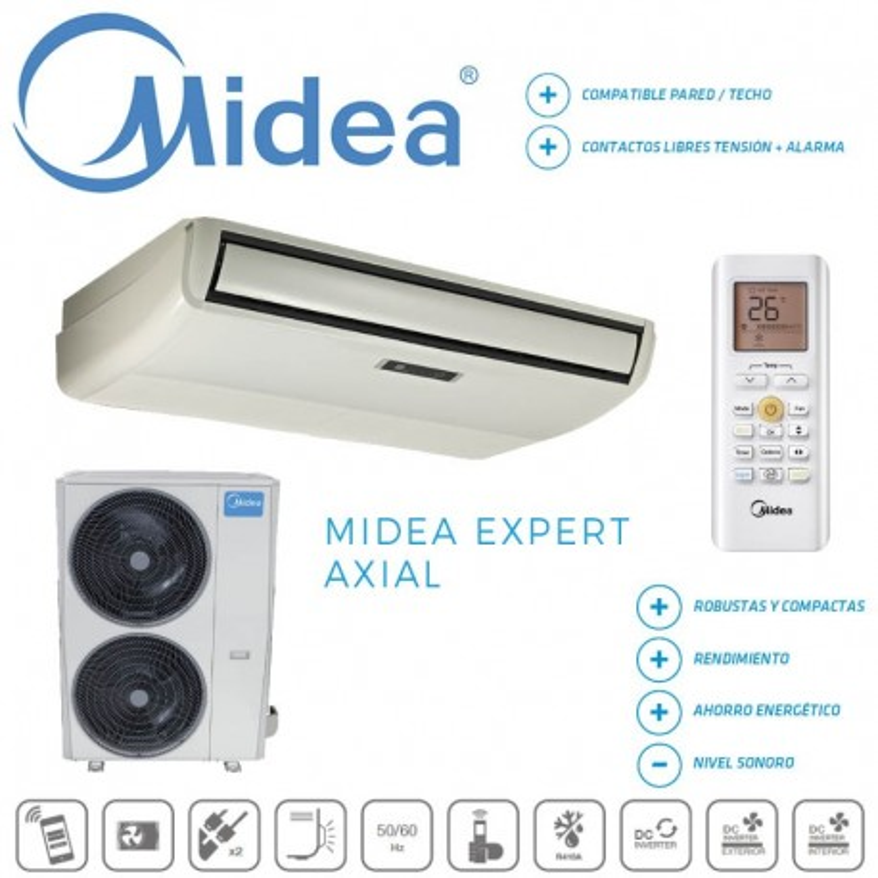 Midea Expert MUE-105(36)N1Q