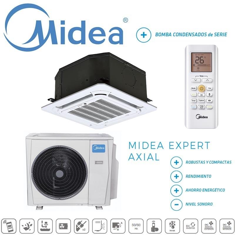 Midea Cassette MCA-35(12)N1Q