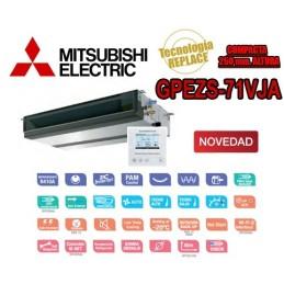 Mitsubishi Electric GPEZS-71VJA + PAR-31MAA