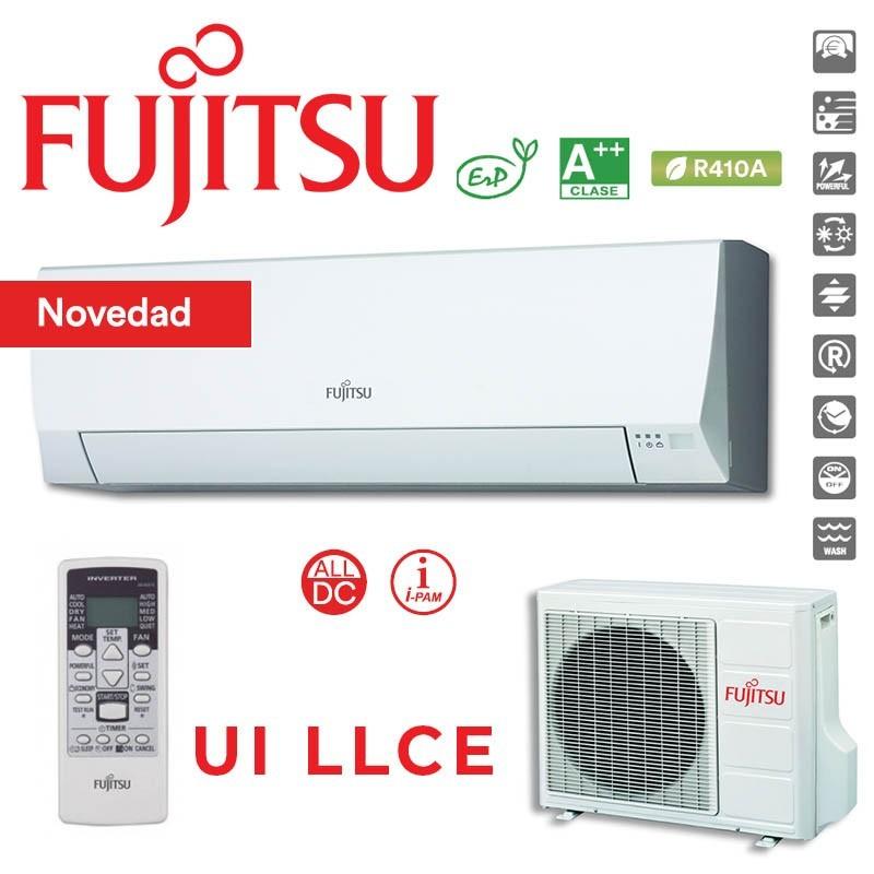 Fujitsu ASY 25 Ui-LLCE