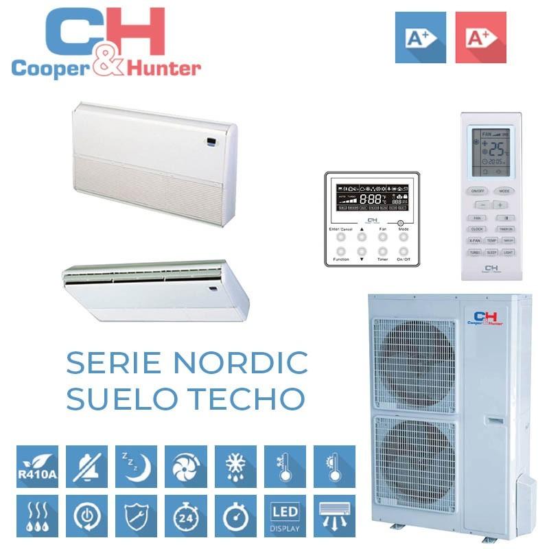 Cooper & Hunter Suelo-Techo CH-IF36NK4