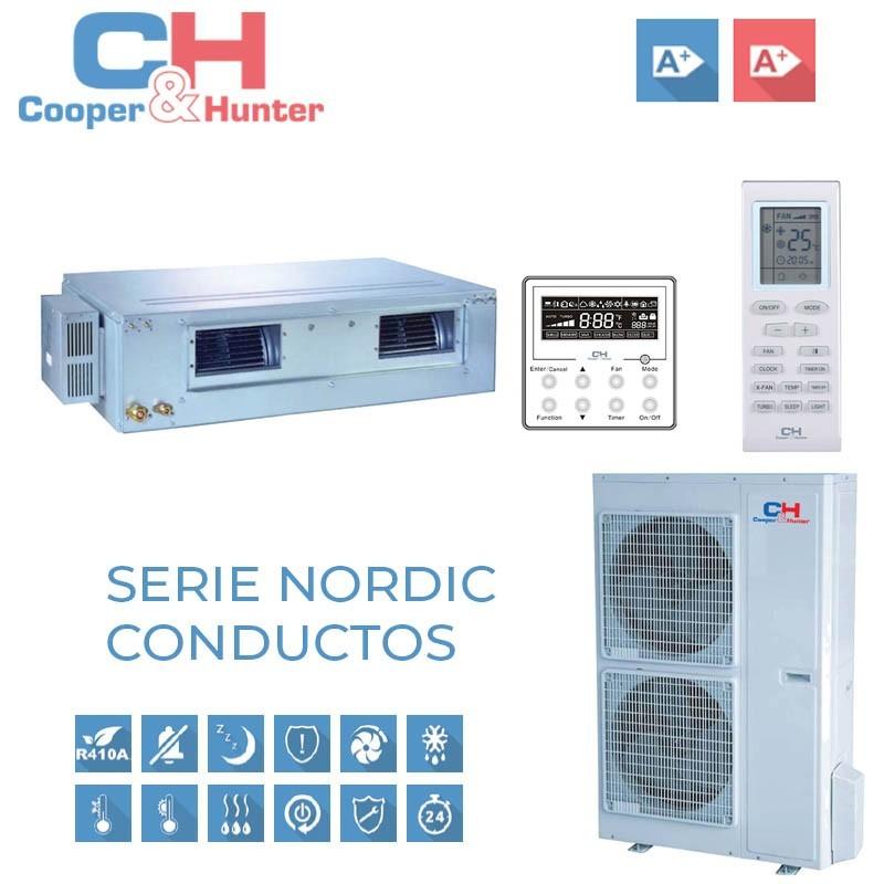 Cooper & Hunter Conducto CH-ID36NM4