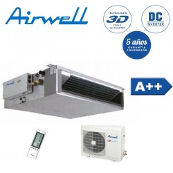 Airwell DLF018 Conductos