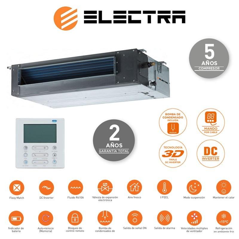 Electra OCD 18 Conductos Monofasico