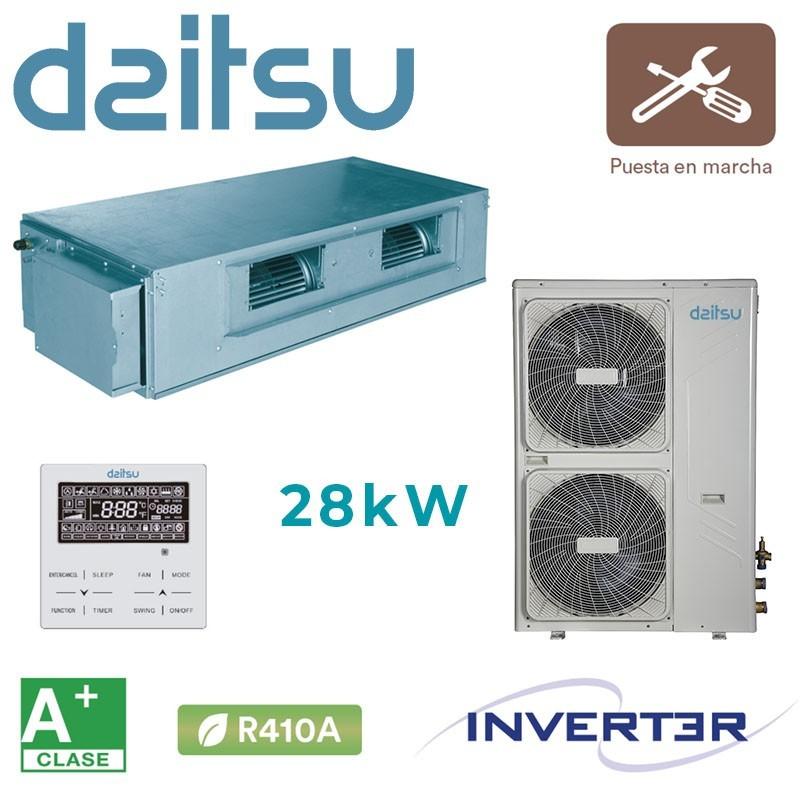 Daitsu ACD 100 UiAT COMPACT