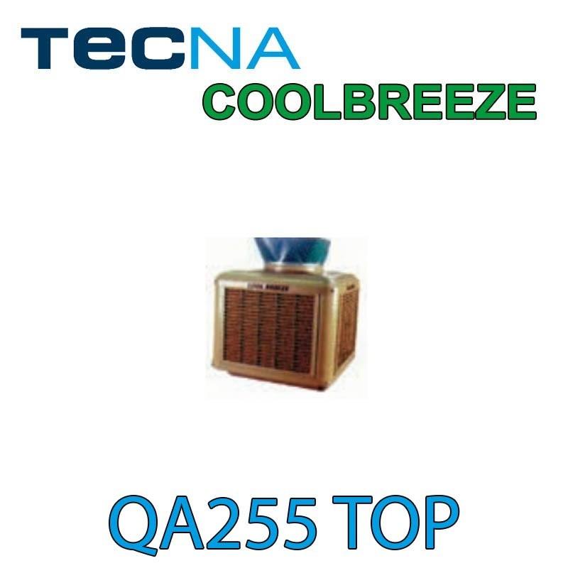 Enfriadora Evaporativa TECNA COOL BREEZE QA 255D TOP