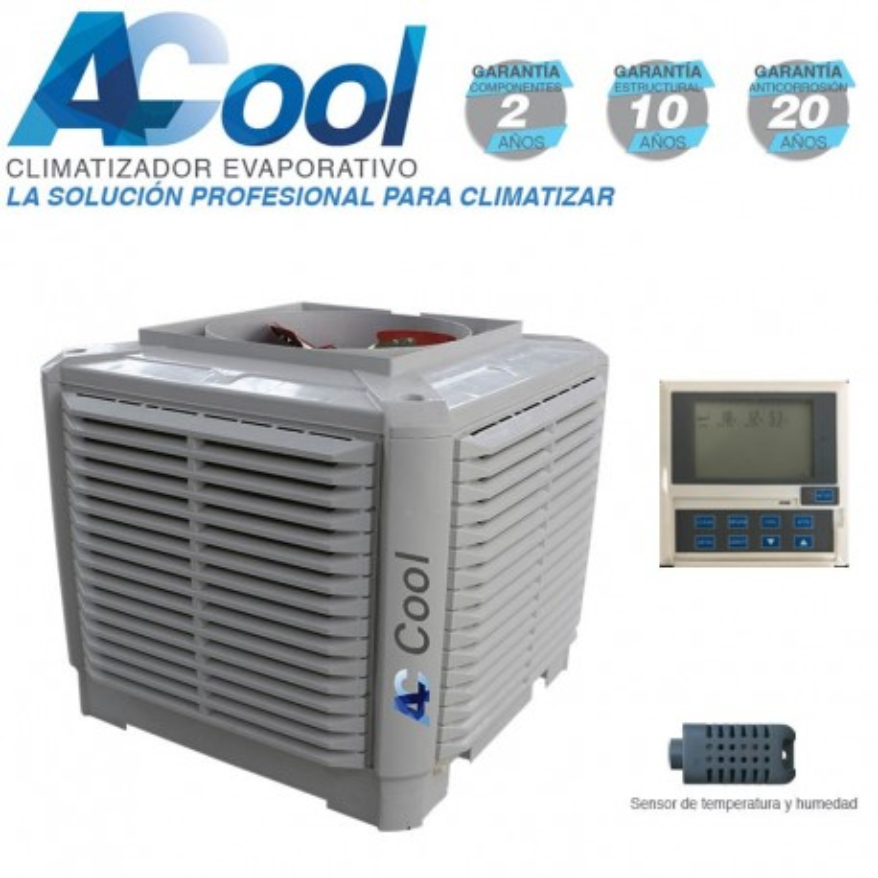 Evaporativo AIR4COOL A4C19 TOP