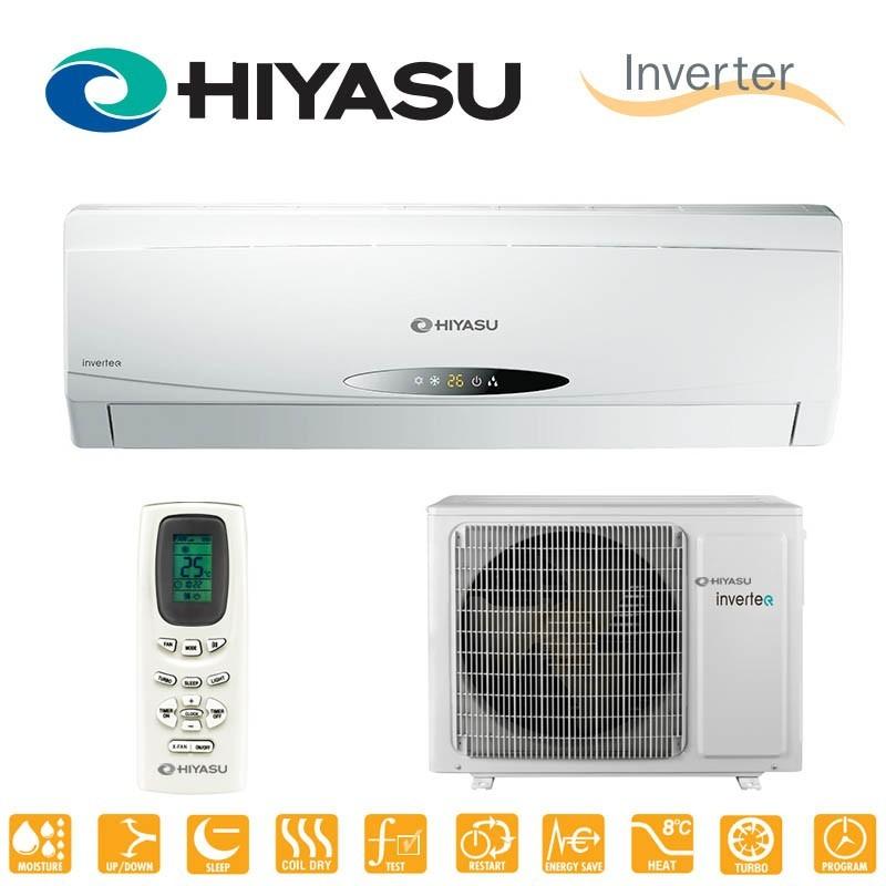 HIYASU SPLIT ASE18UI-EK INVERTER