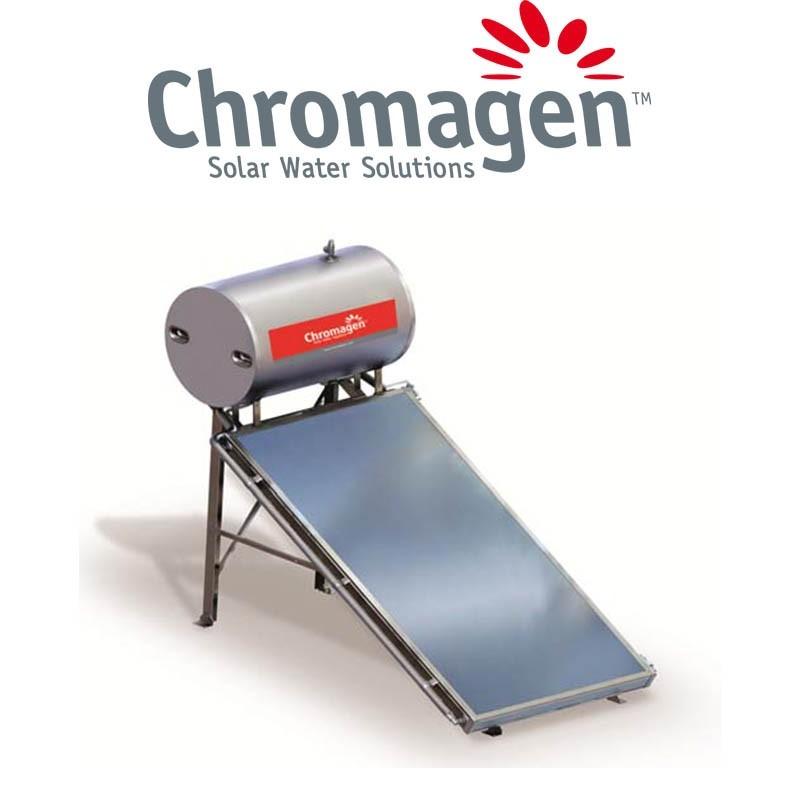 Sistema solar de termosifón Chromagen TSA 200