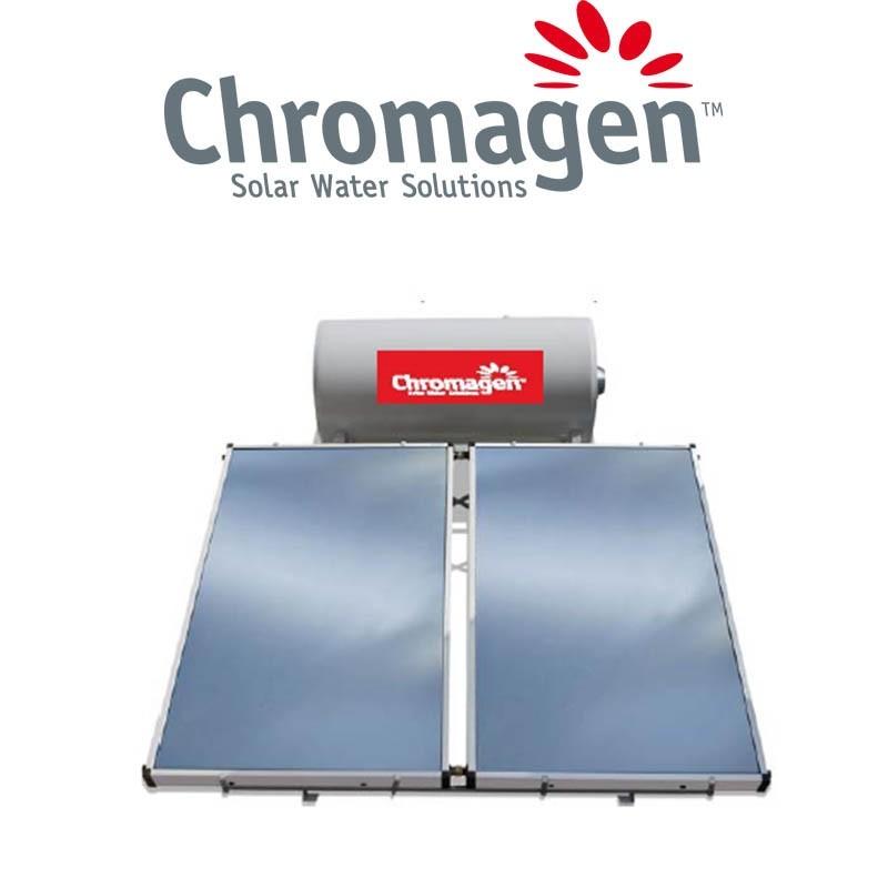 Sistema solar de termosifón Chromagen TSA 300