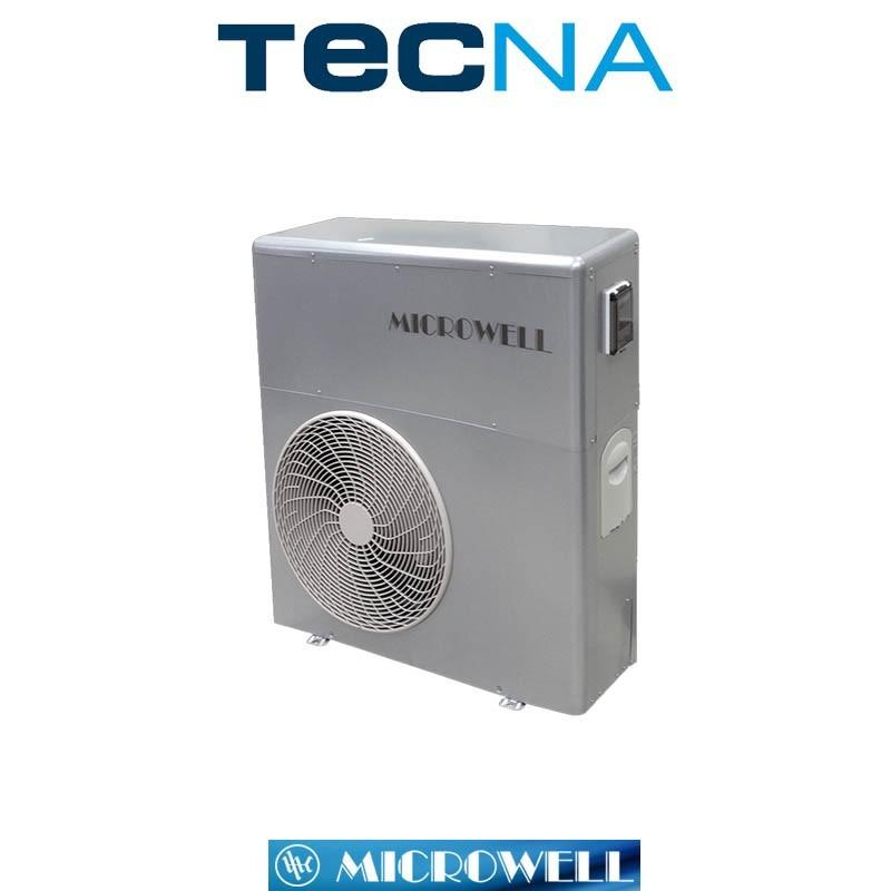 Bomba de calor para piscina Microwell HP-900 OMEGA