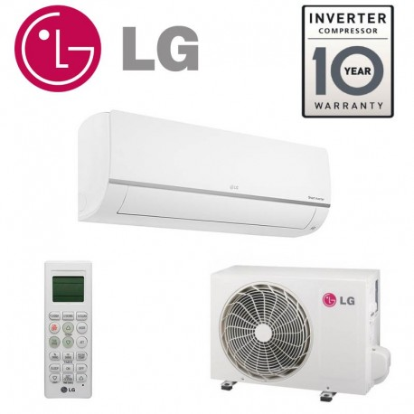 LG Confort Connect PM09SP WiFi
