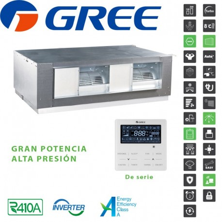 GREE BIG DUCT CDT 25