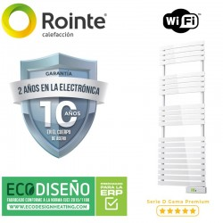 Secatoallas Digital Rointe Serie D Blanco