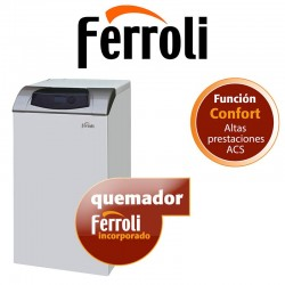 Caldera Gasoil Ferroli SILENT 30 SI UNIT