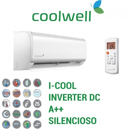 Coolwell I-COOL 27 Split 1x1