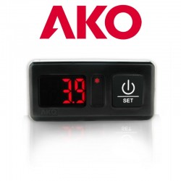 Termostato Digital panelable AKO-D14023