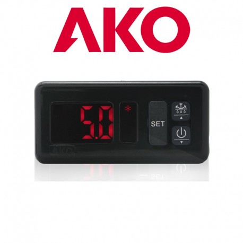Termostato Digital panelable AKO-D14112