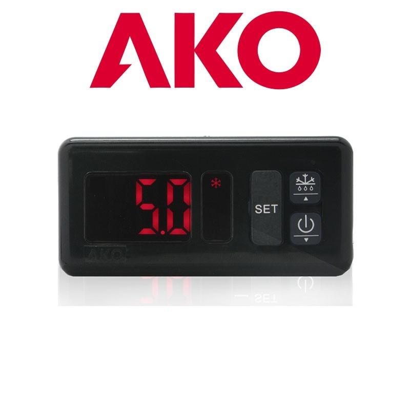 Termostato Digital panelable AKO-D14123