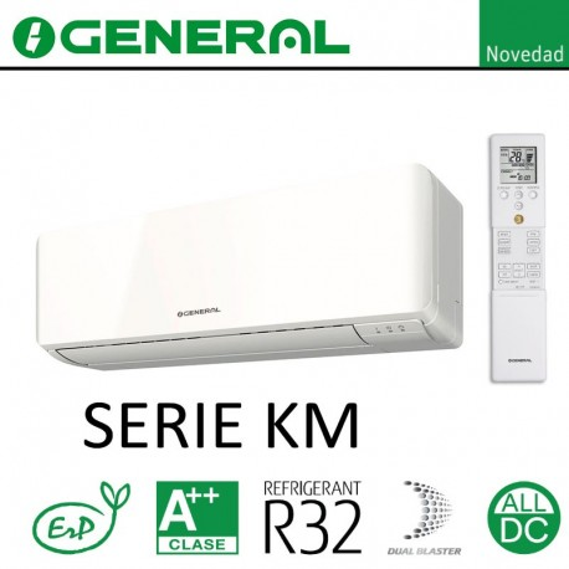 General ASG 12 UI-KM