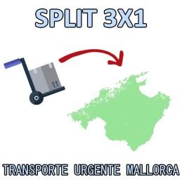 Transporte Mallorca Split 3x1