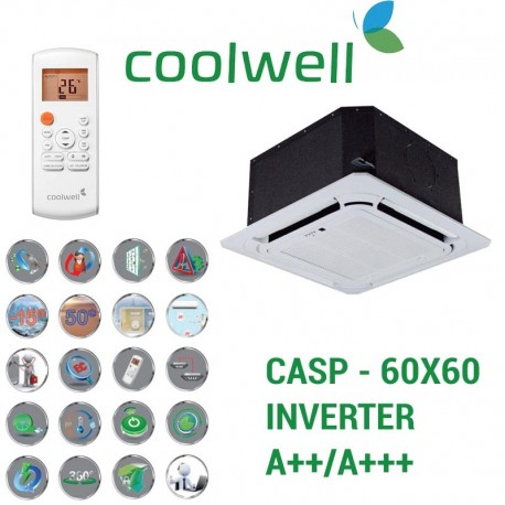 Coolwell Cassette 60X60 CASP 35