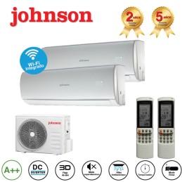 Johnson 2x1 JT215EX + 9 + 12
