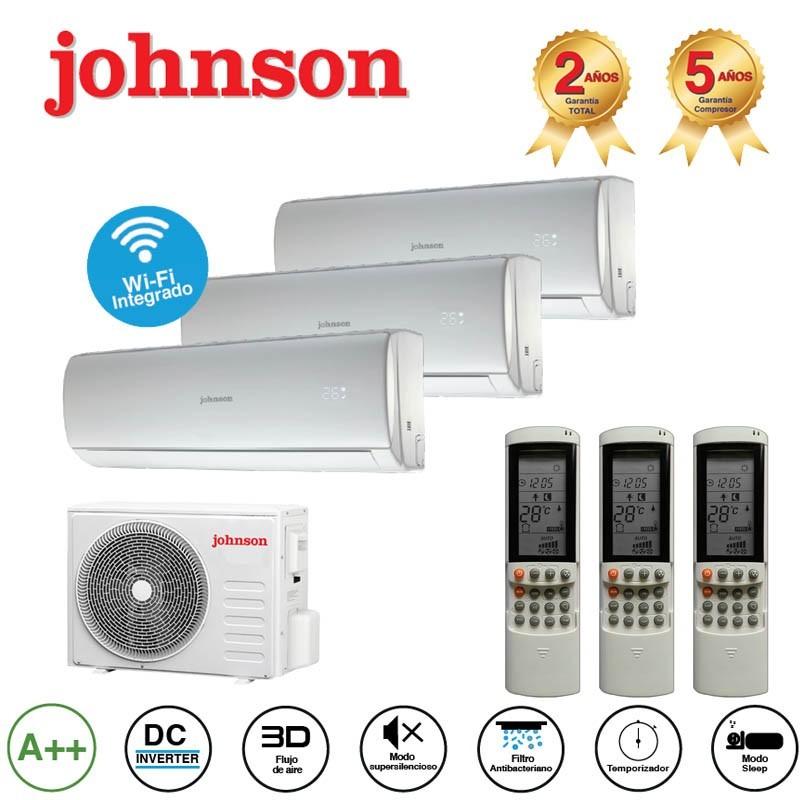 Johnson 3x1 JT321EX + 9 + 9 + 12