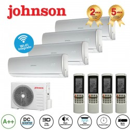 Johnson 4x1 JT428EX + 9 + 9 + 9 + 12